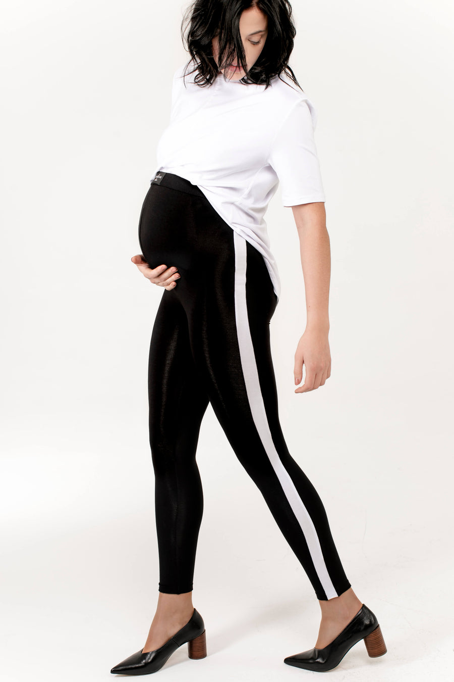 Over-The-Bump Legging - Jeanne-Louise Maternity