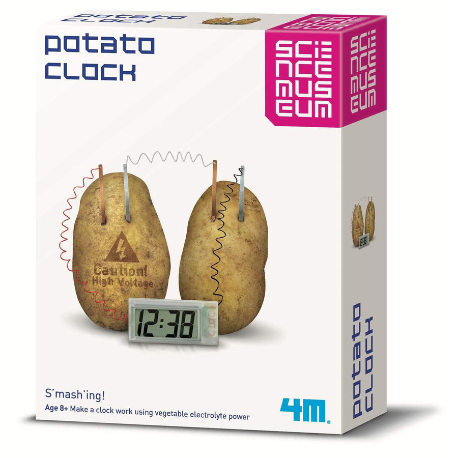 Science Museum Potato Clock