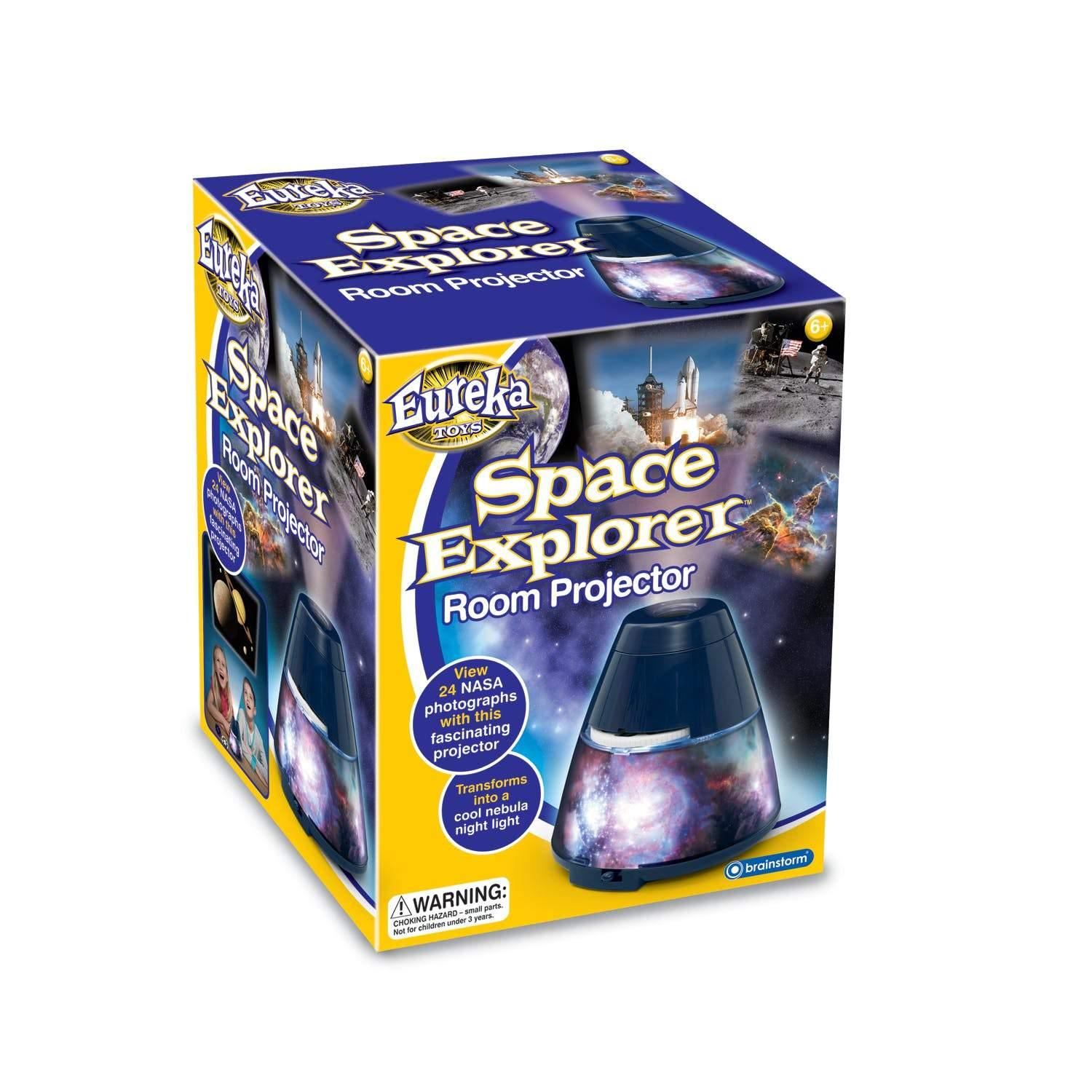 Eureka Space Explorer Room Projector