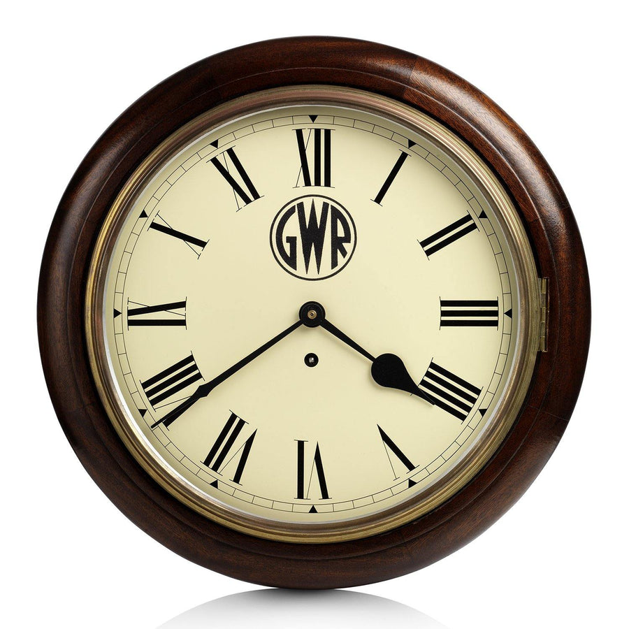 GWR Railway Wall Clock