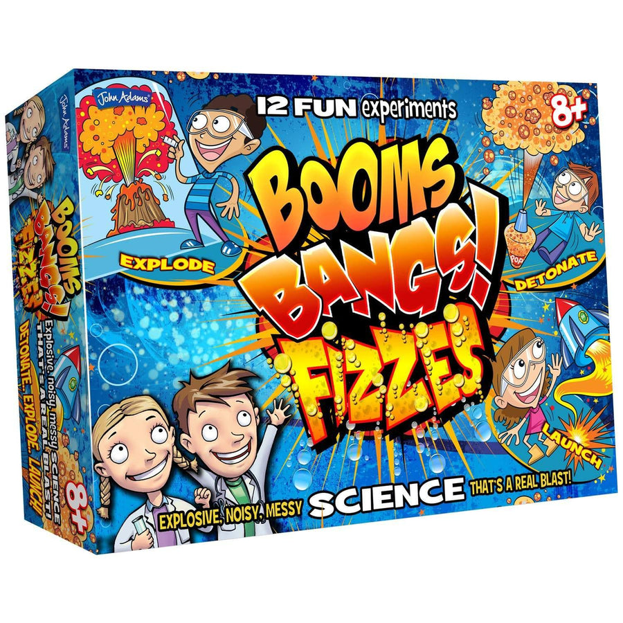 Booms Bangs Fizzes Science Chemistry Set