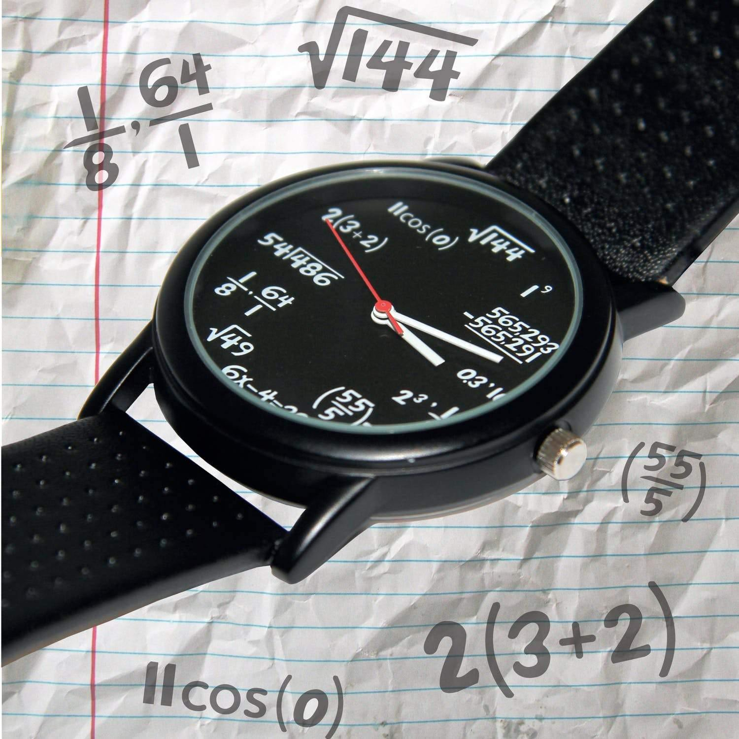 Equation Watch-2