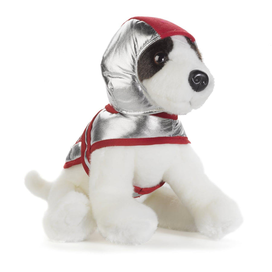 Laika Cuddly Toy Dog
