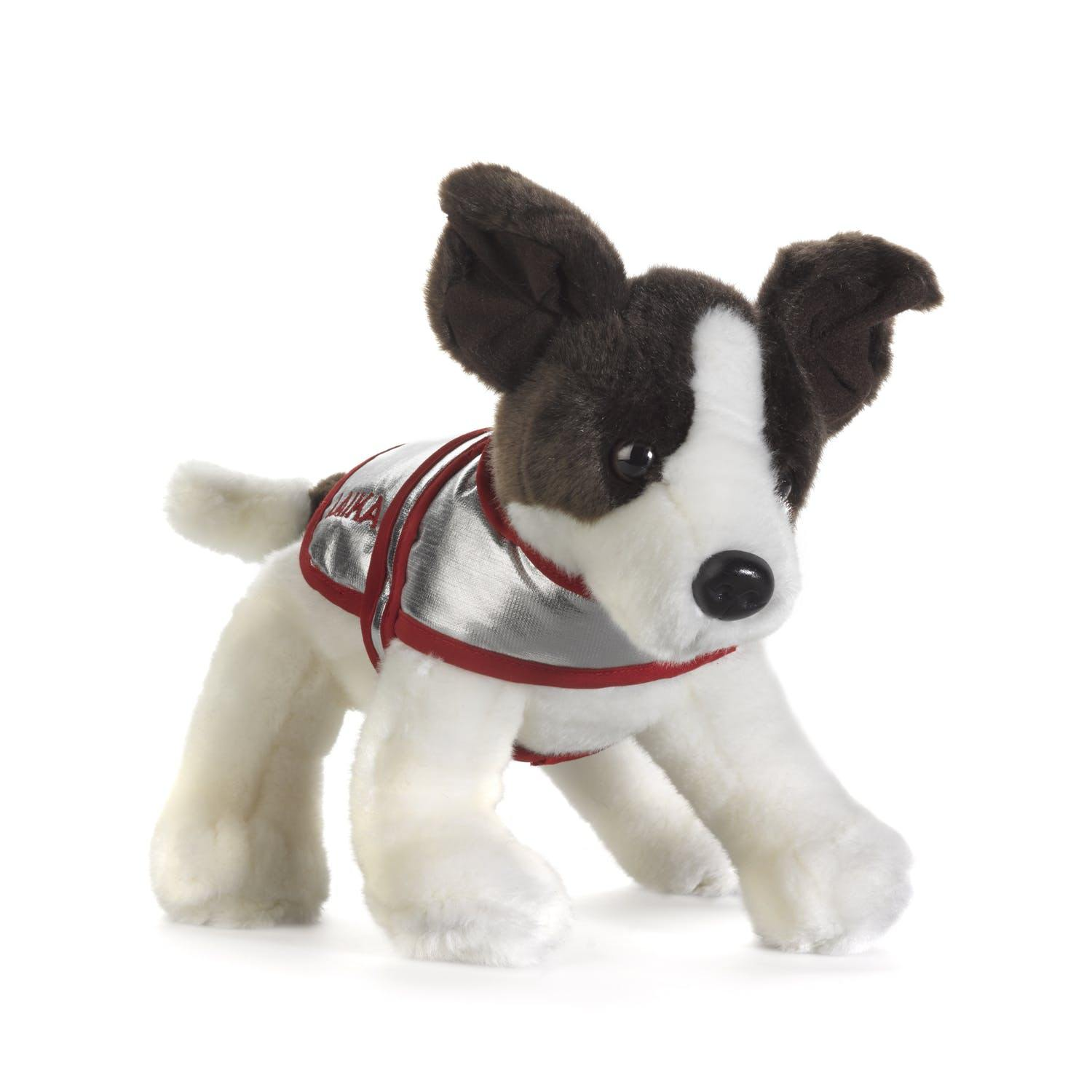 Laika Cuddly Toy Dog-2