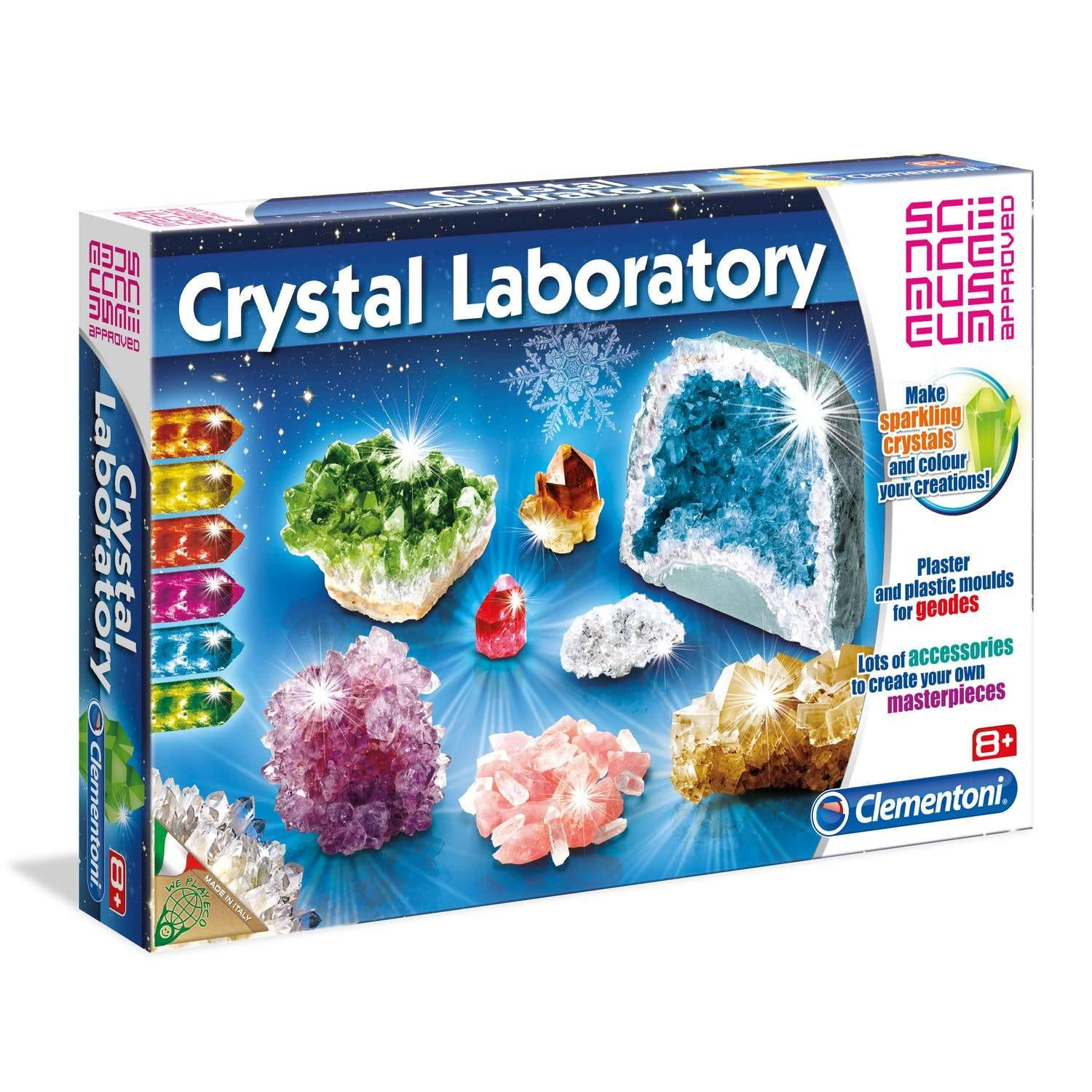 Science Museum Crystal Laboratory Kit