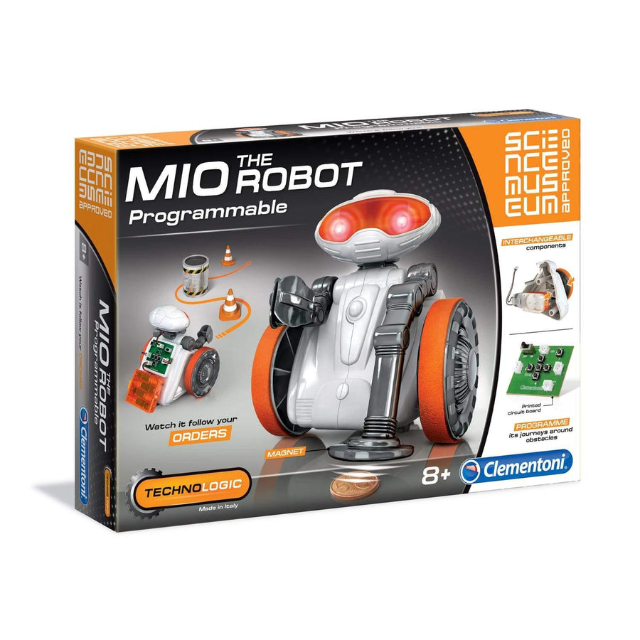 Science Museum Mio The Robot Kit