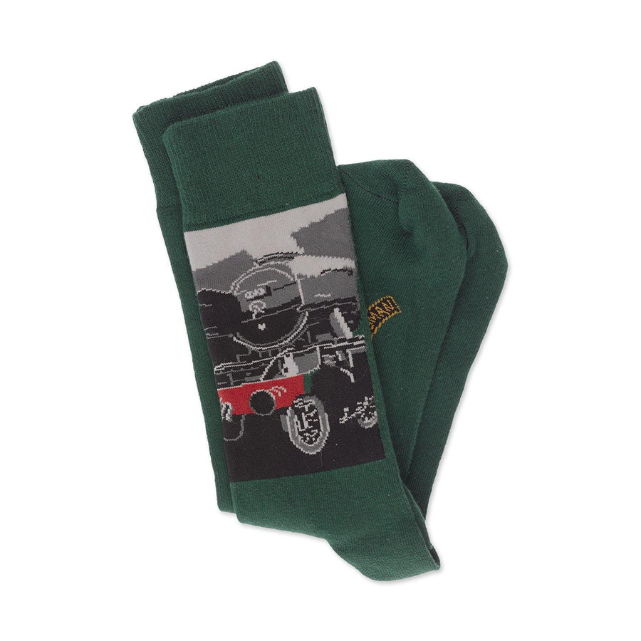 Flying Scotsman Socks