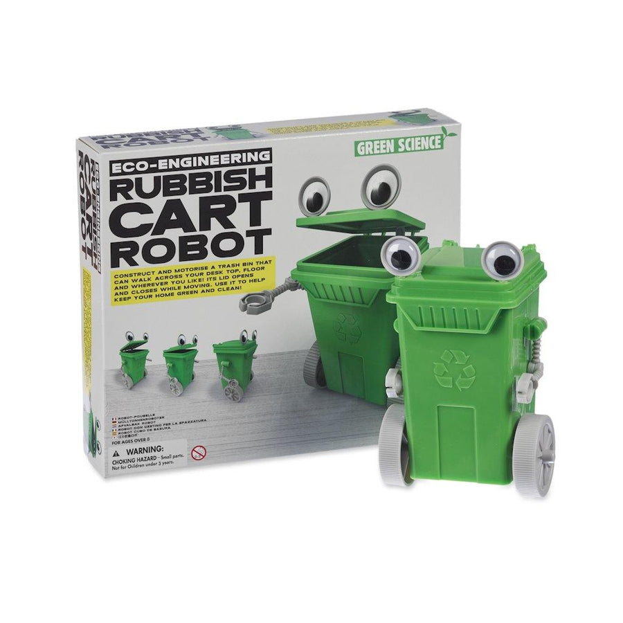 Rubbish Cart Robot Kit