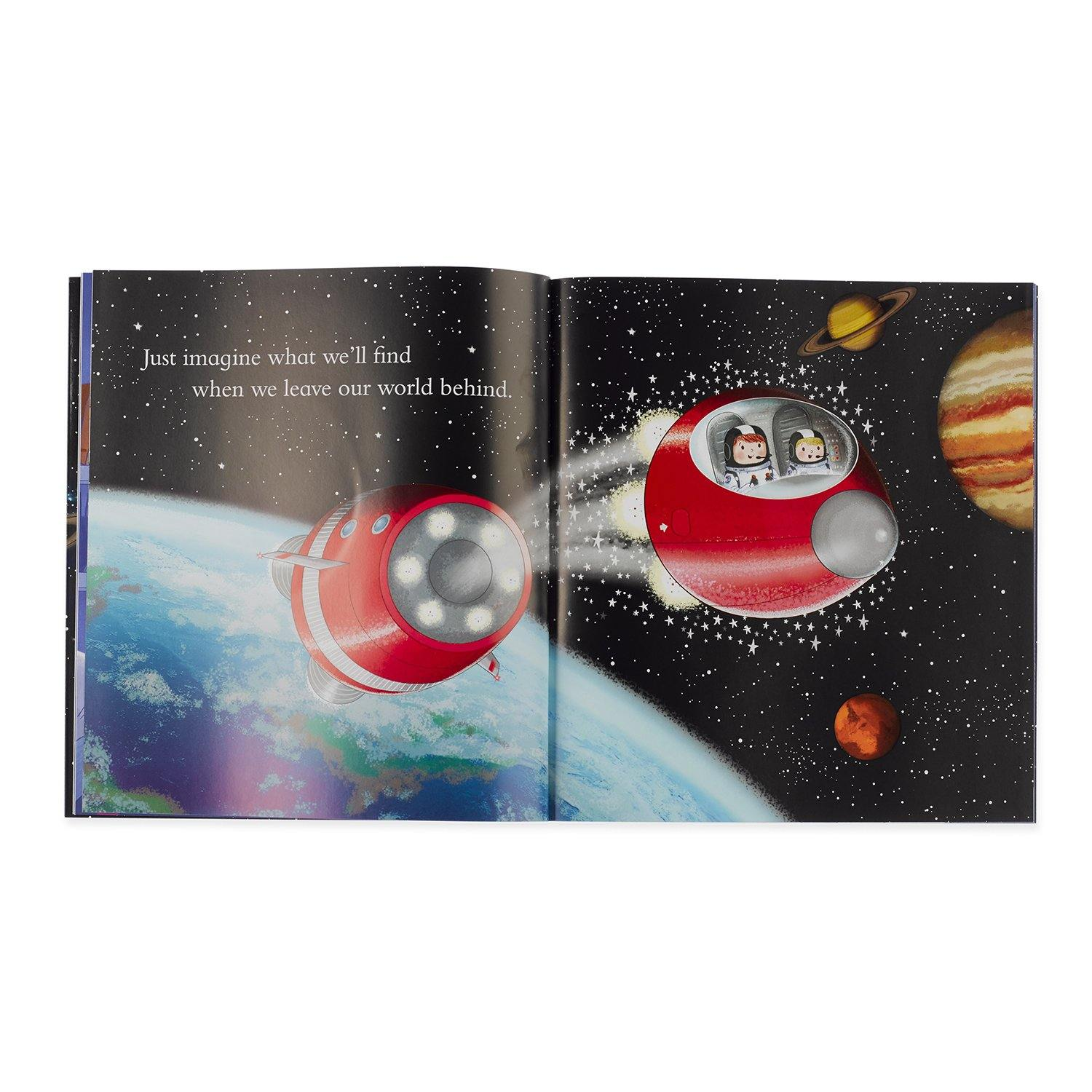 Goodnight Spaceman Book with CD2
