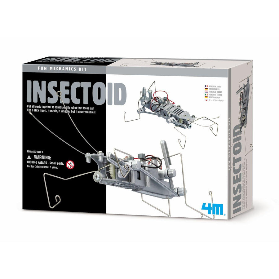Insectoid Robot Kit