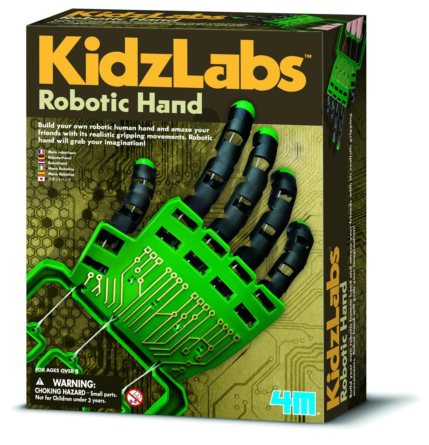 Robotic Hand Kit 2
