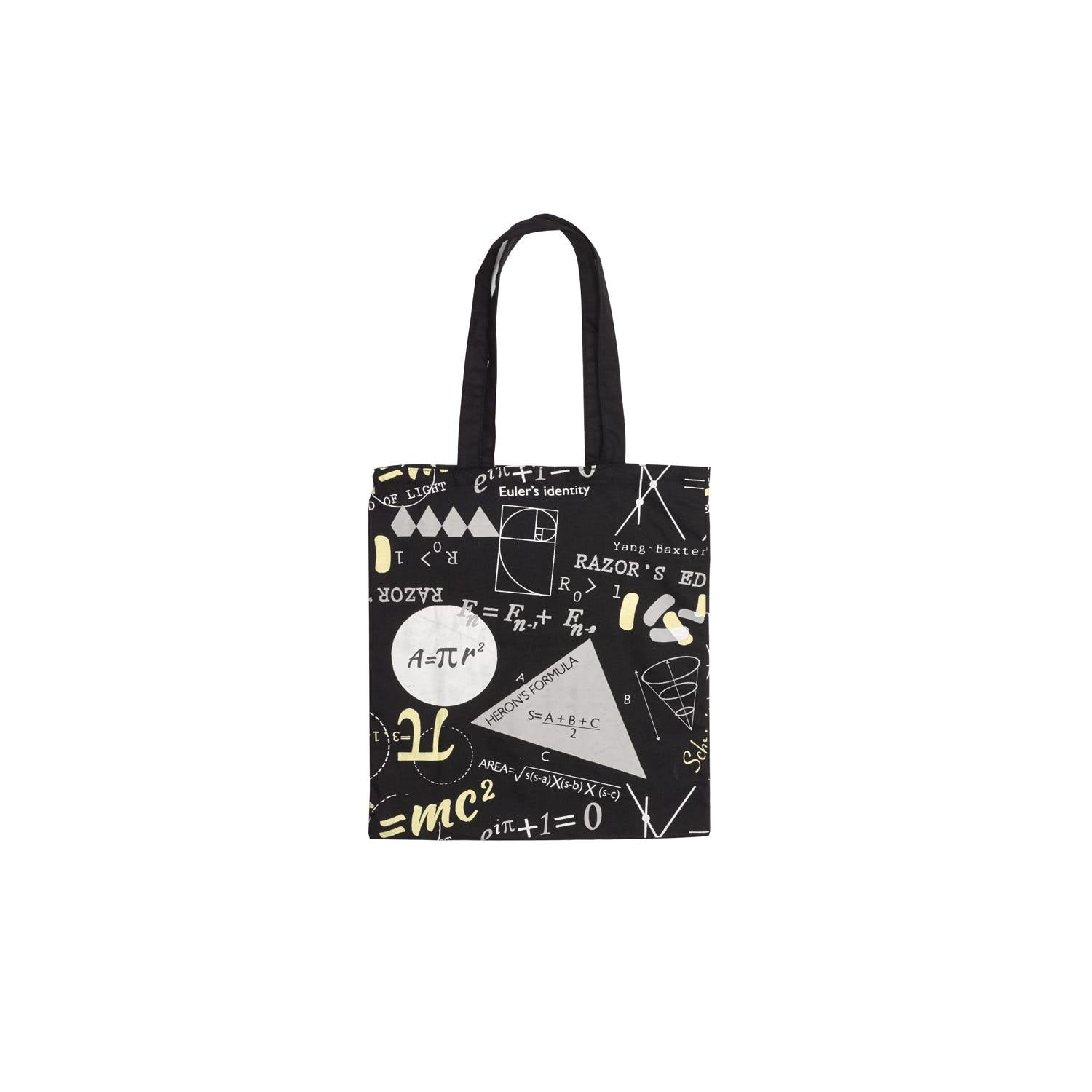 Science Museum Mathematic Equations Tote Bag