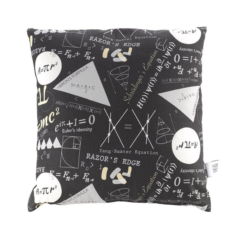 Science Museum Mathematic Equations Cushion