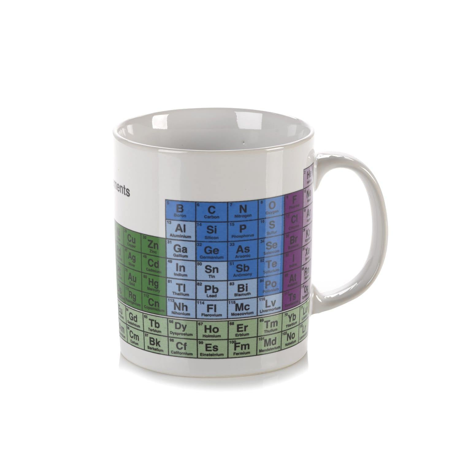 Science Museum Periodic Table Mug