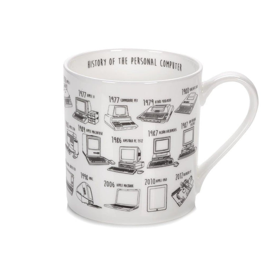 Science Museum History of the Computer Mug