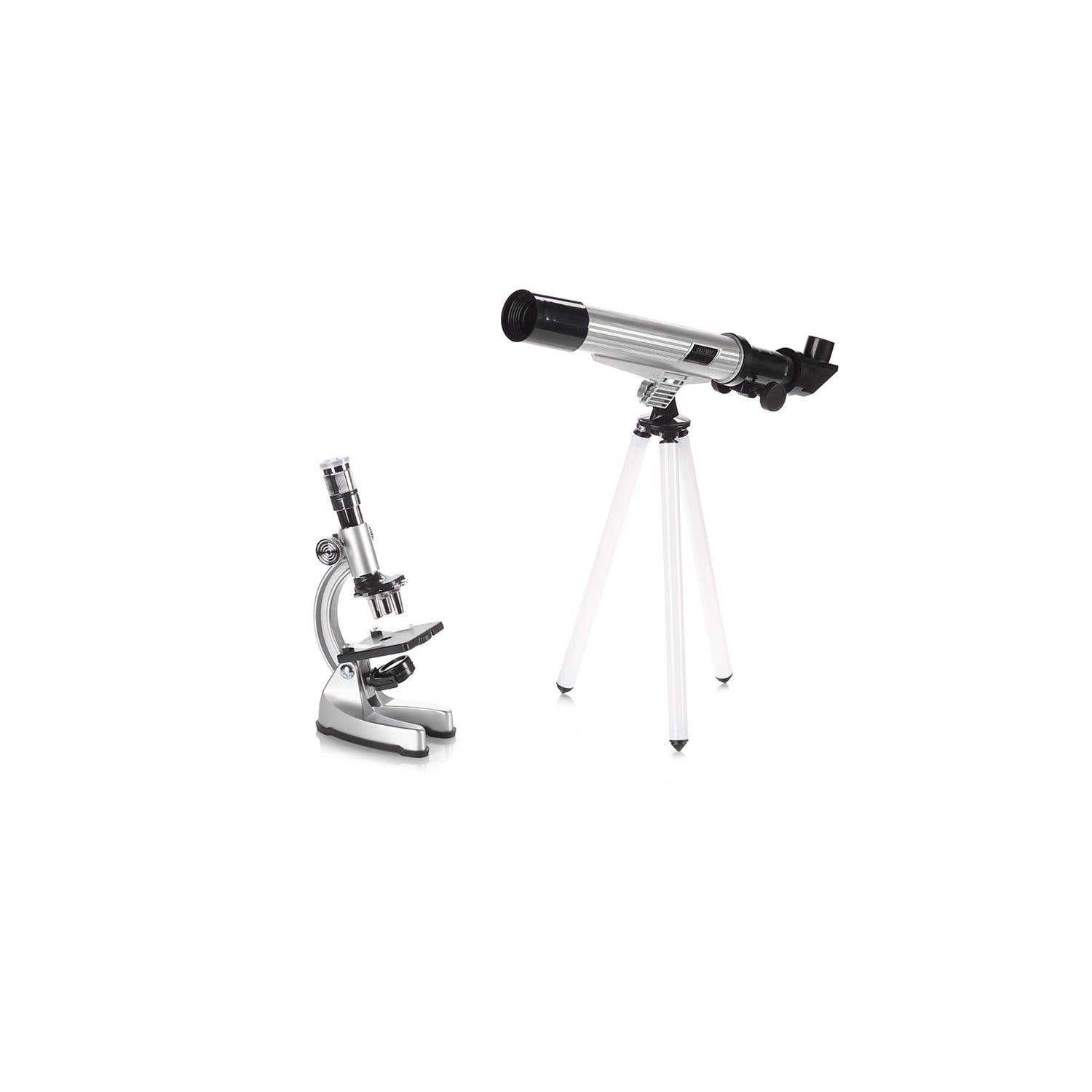 Astronomical Telescope and Microscope Science Kit-5