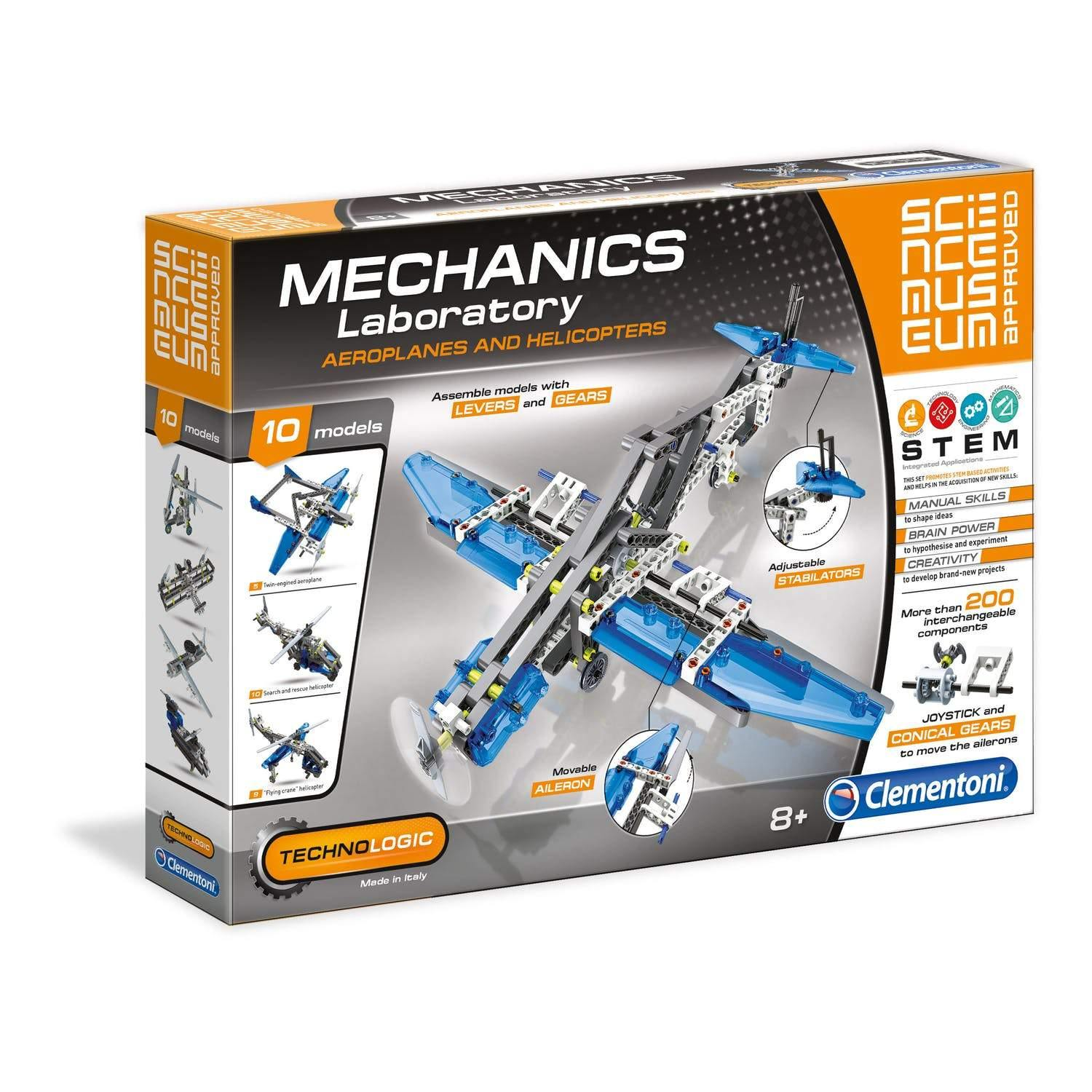 Science Museum Helicopter Mechanics Kit