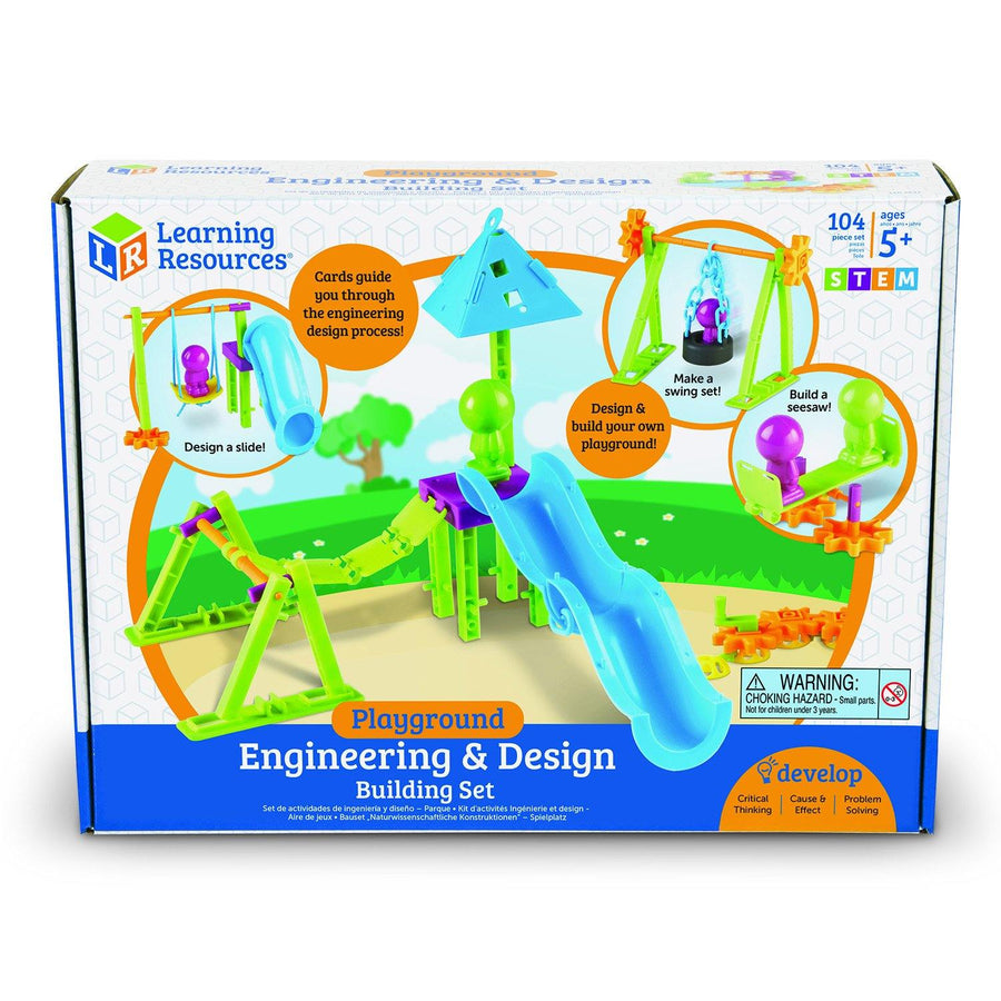 Playground engineering kit box