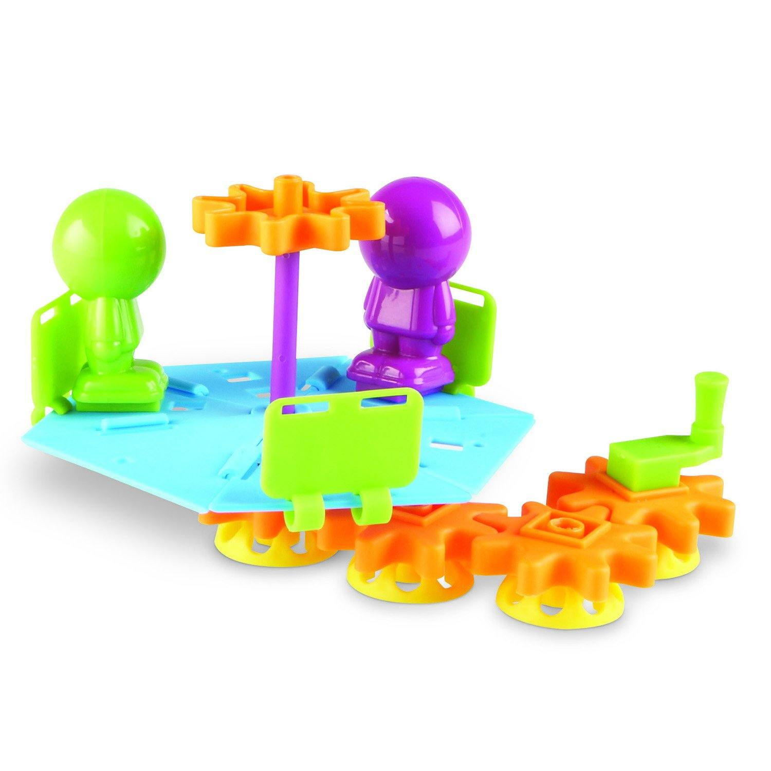 Toy roundabout set