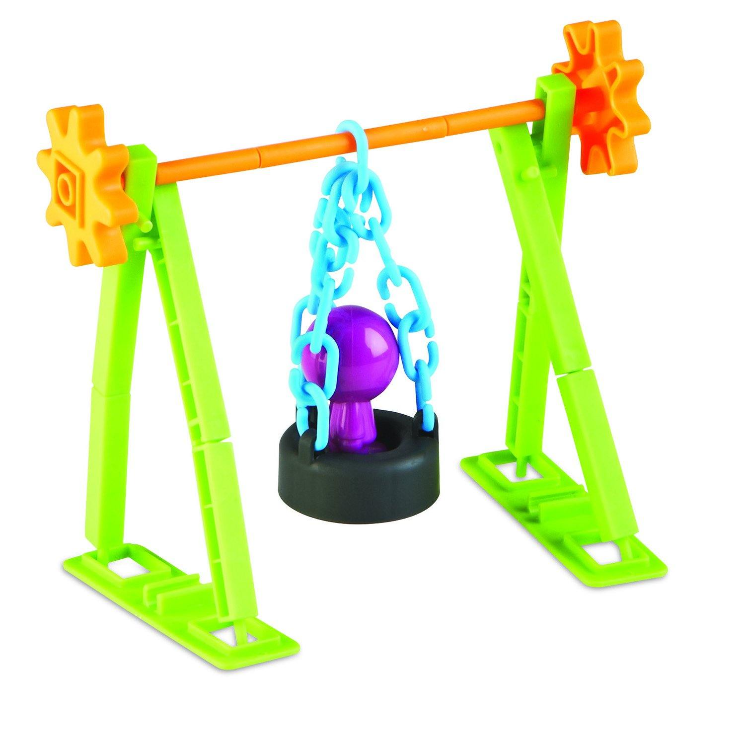 Toy swing set