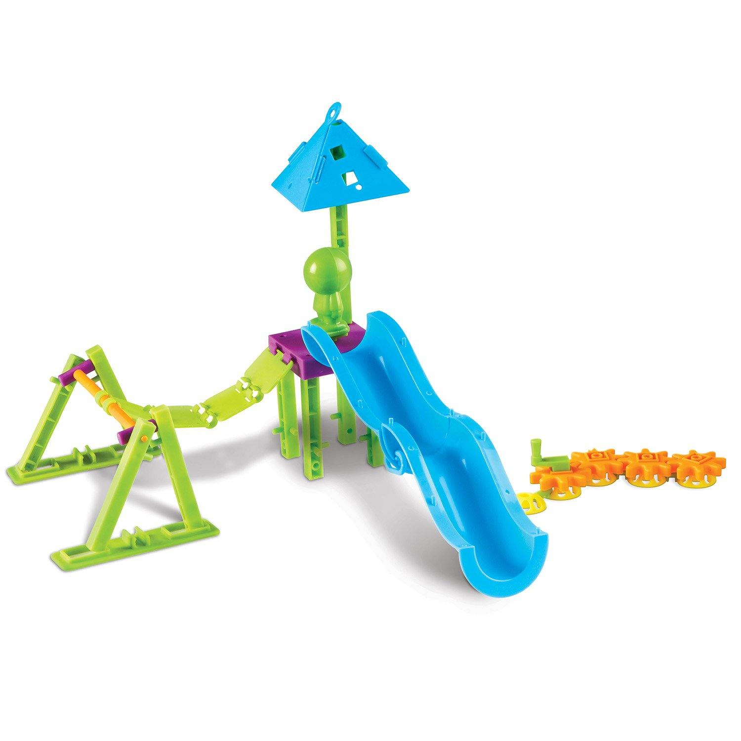 Toy slide set
