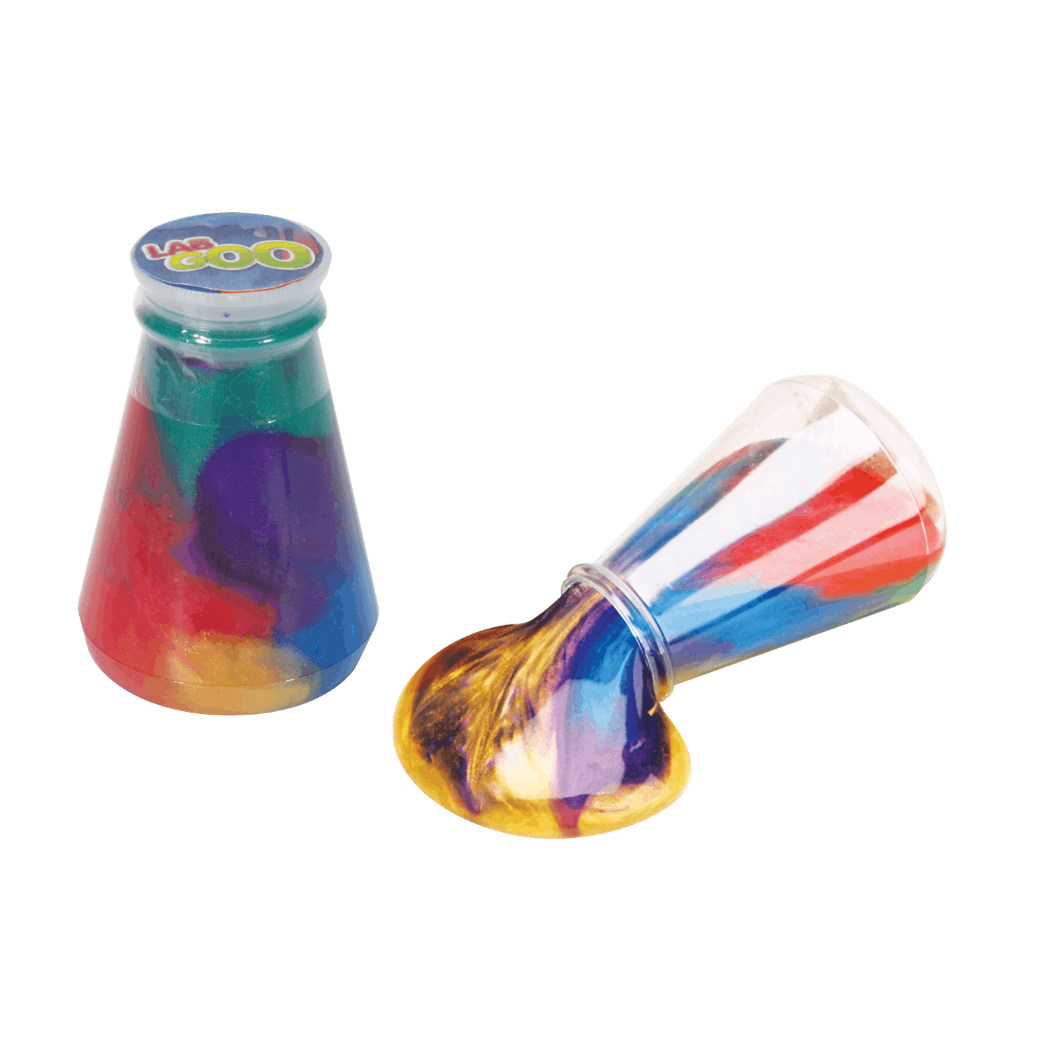 Lab Goo Rainbow Slime