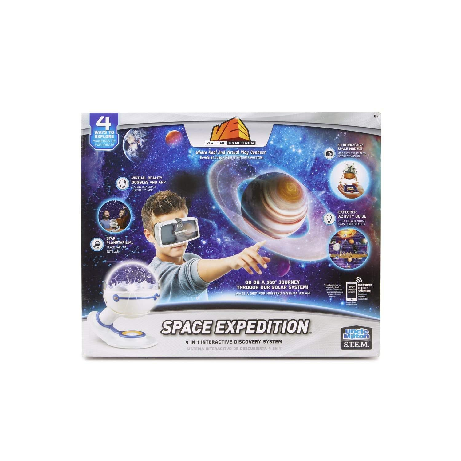 Space Expedition Virtual Reality Kit