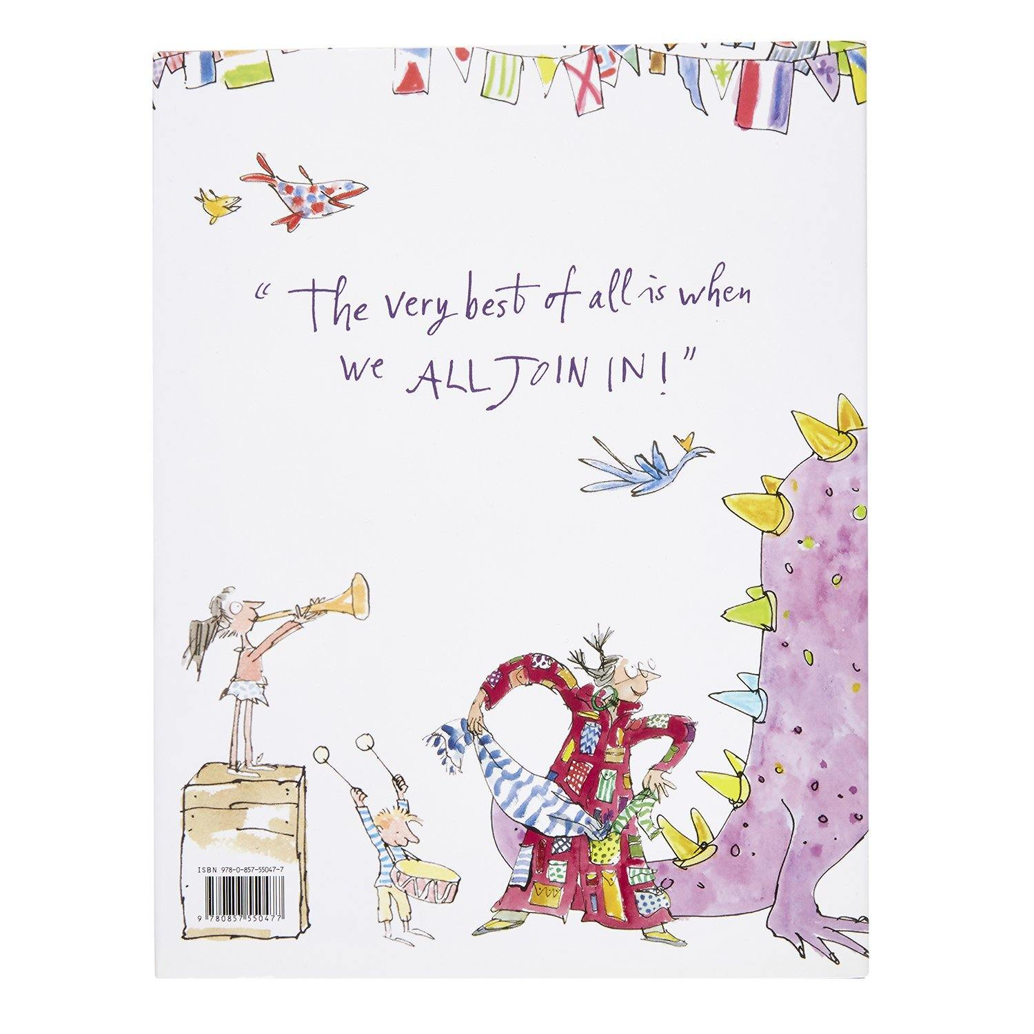 Quentin Blake Treasury4