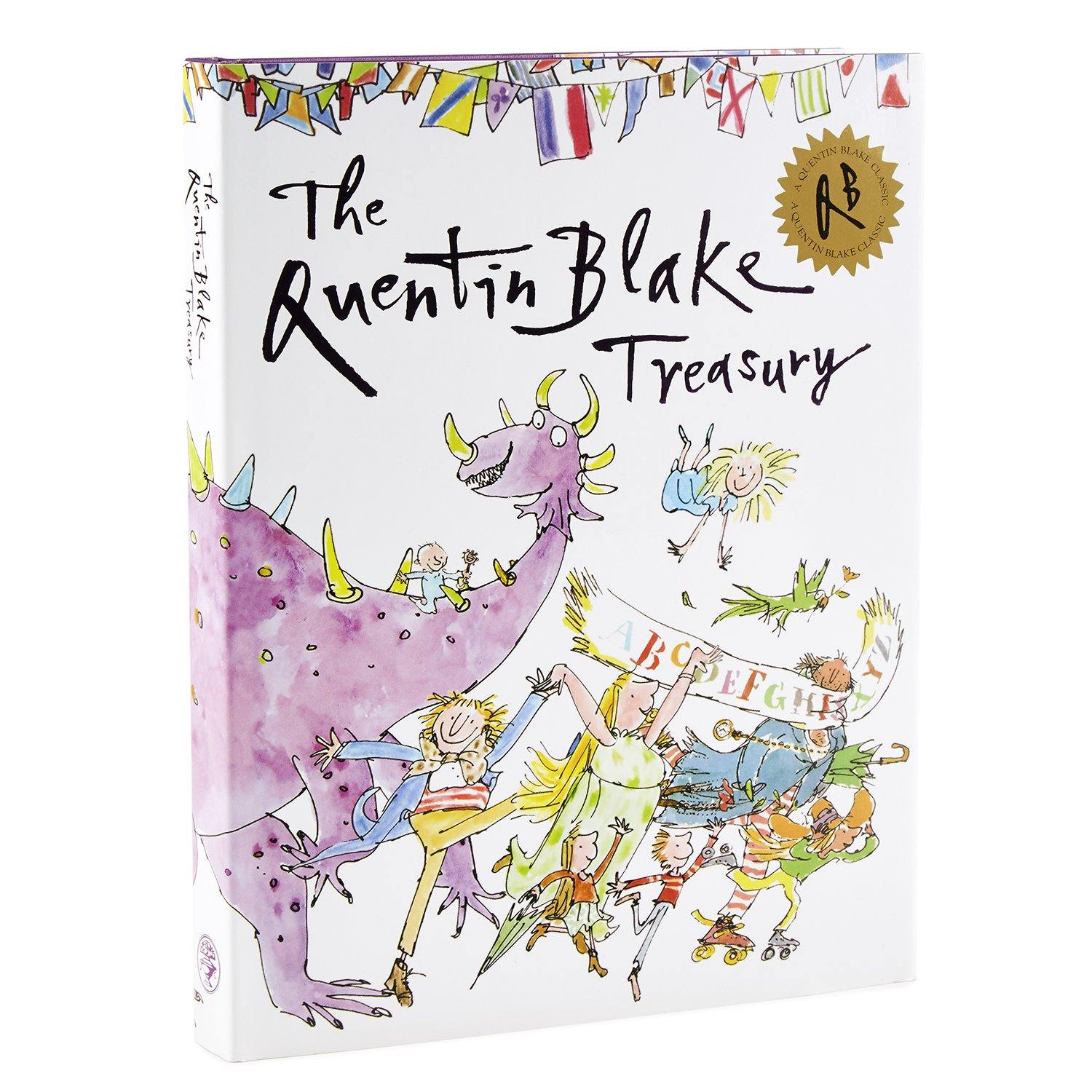 Quentin Blake Treasury