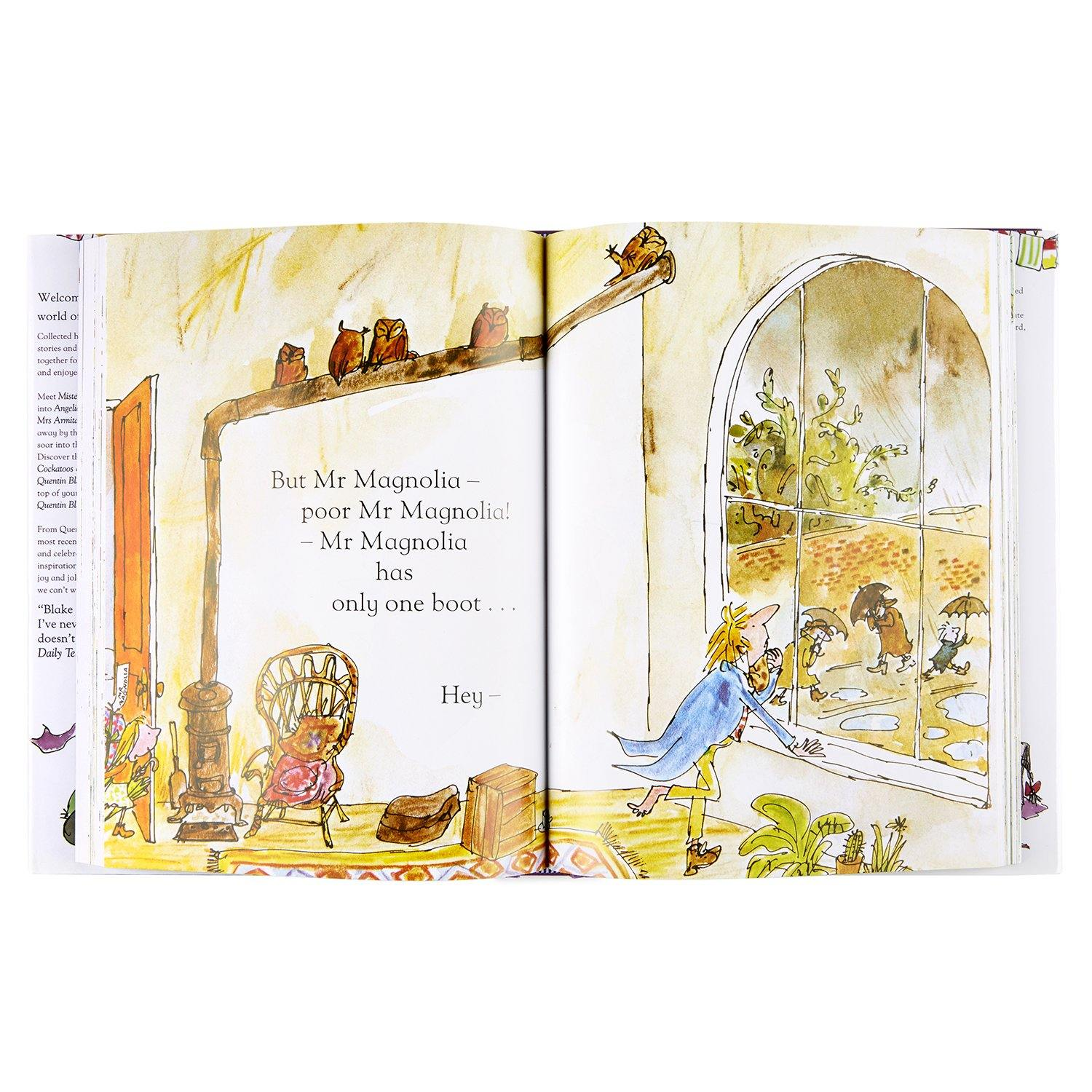 Quentin Blake Treasury3