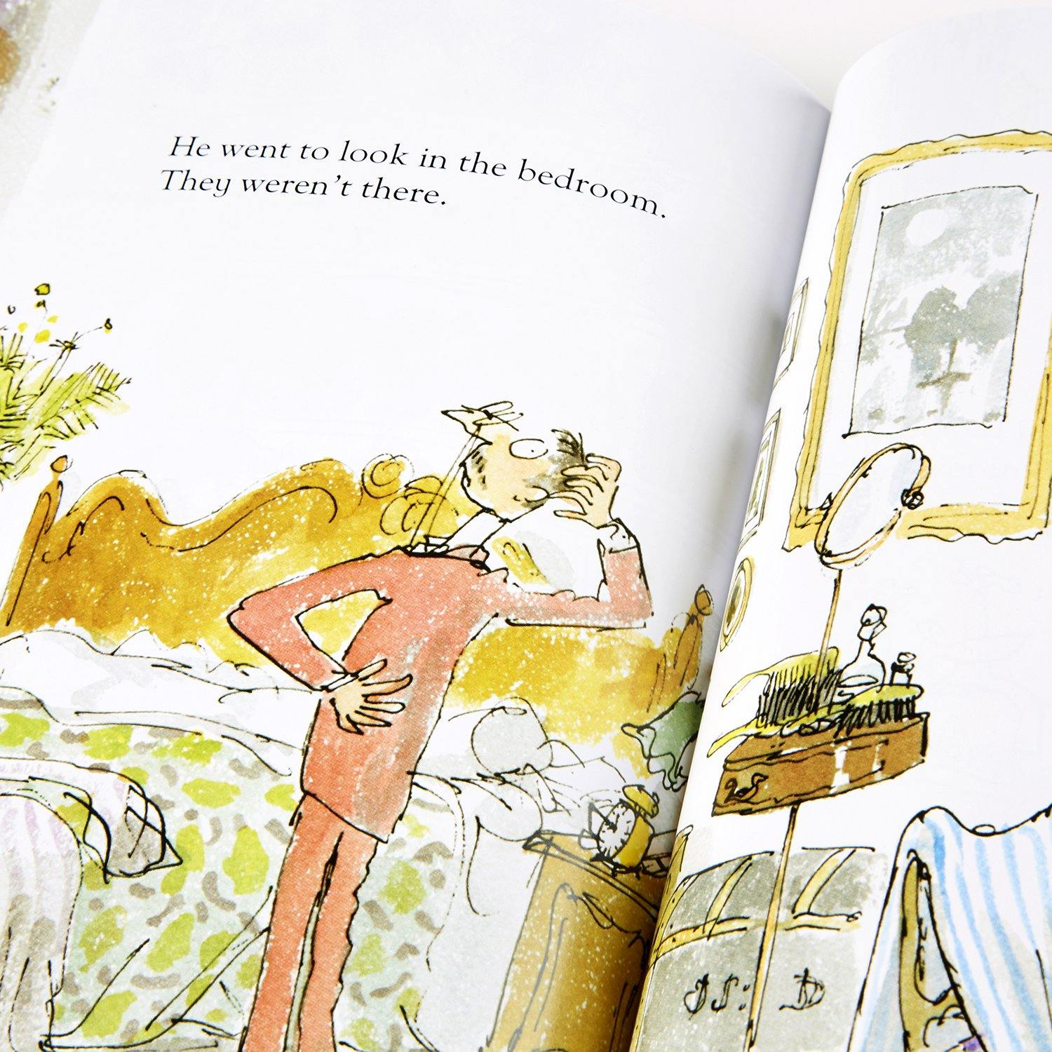 Quentin Blake Treasury2