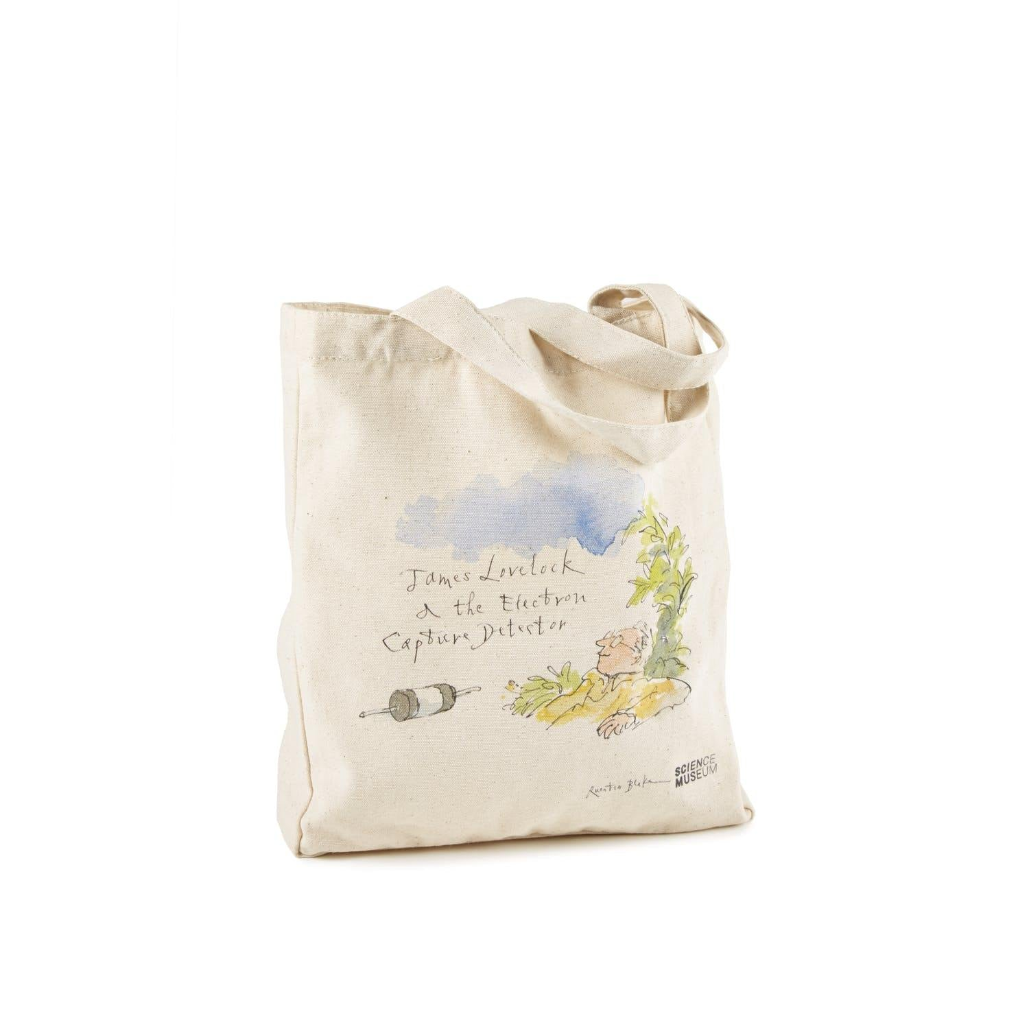 Science Museum Quentin Blake Kids Tote Bag