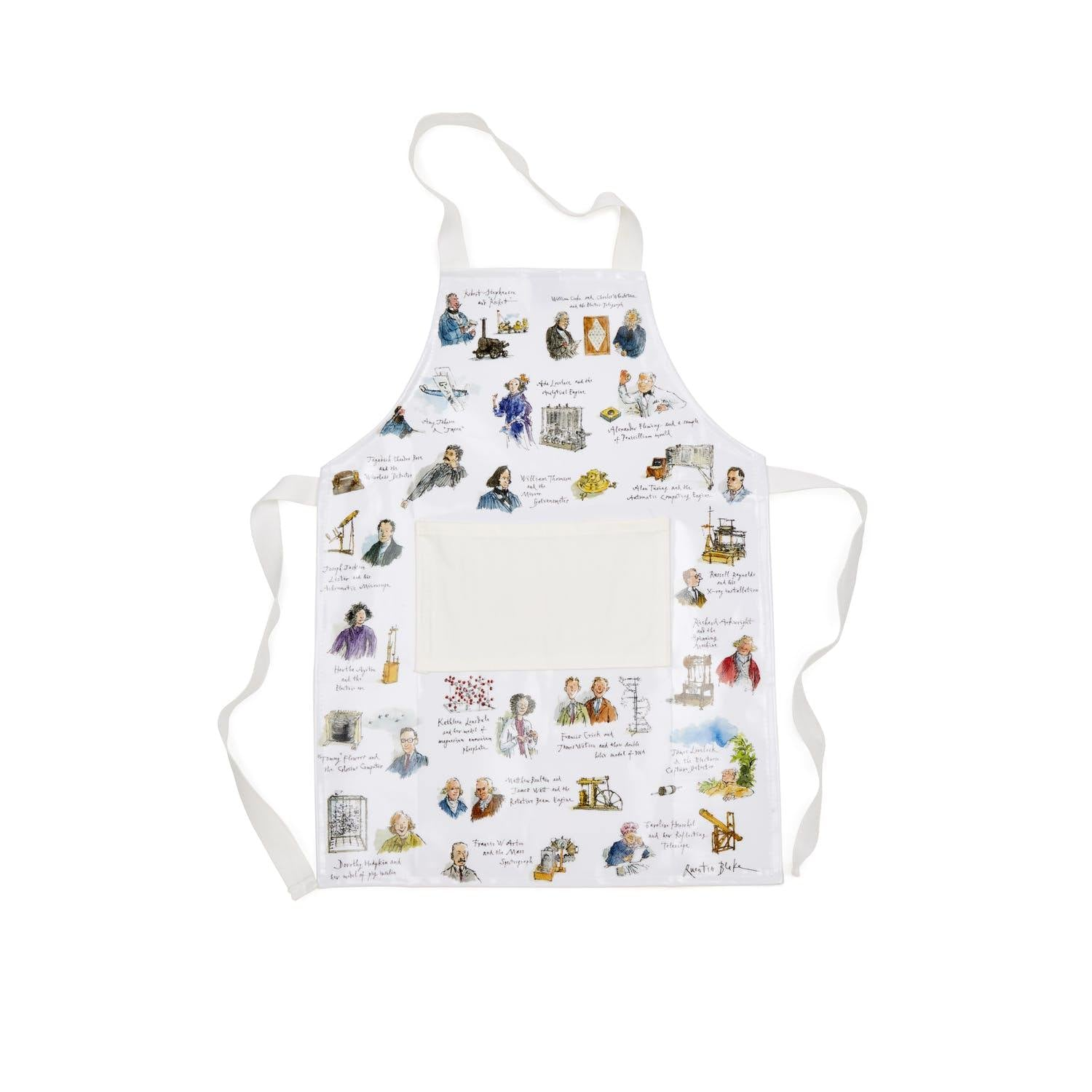 Science Museum Quentin Blake Kids Apron