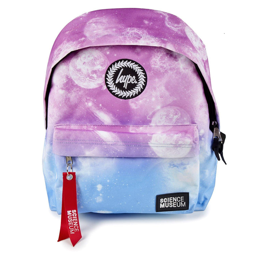 Hype X Science Museum Space Backpack Pastel