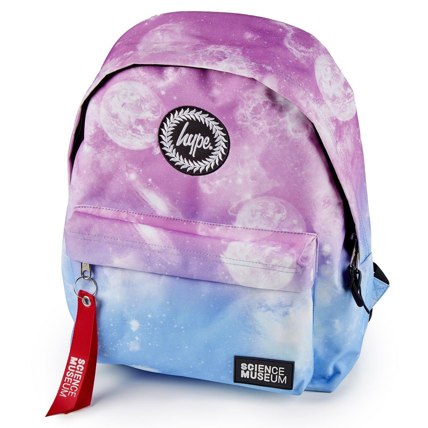Hype X Science Museum Space Backpack Pastel2