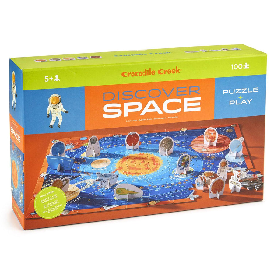 Solar System Floor Puzzle Large