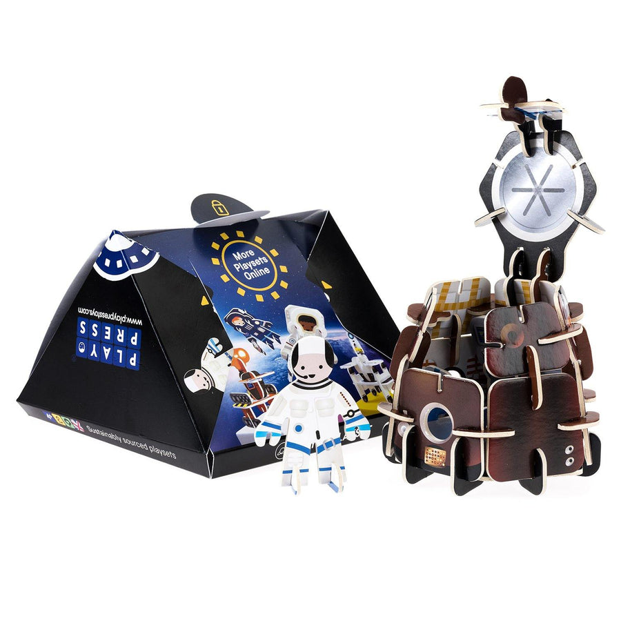 Soyuz playset with box