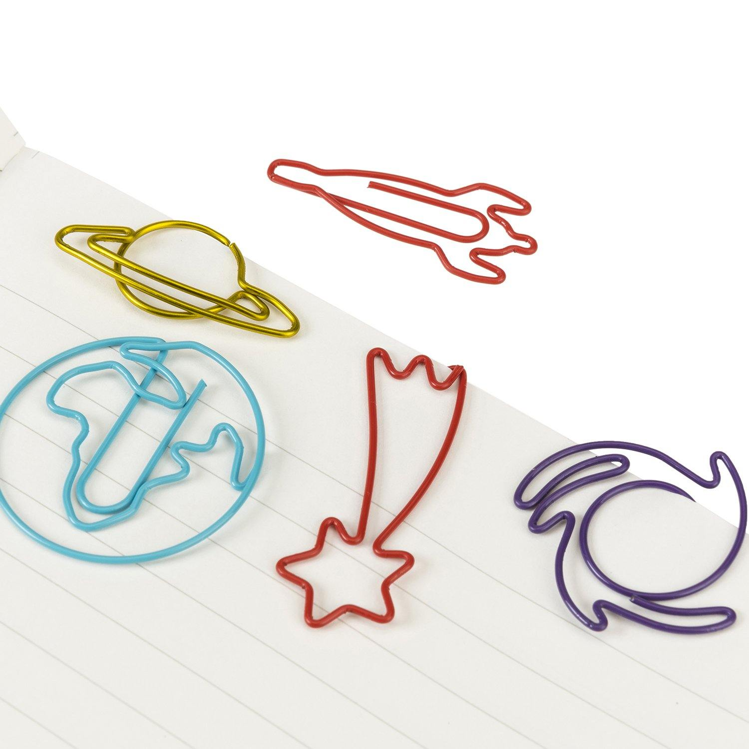 Science Museum Space Paper Clips