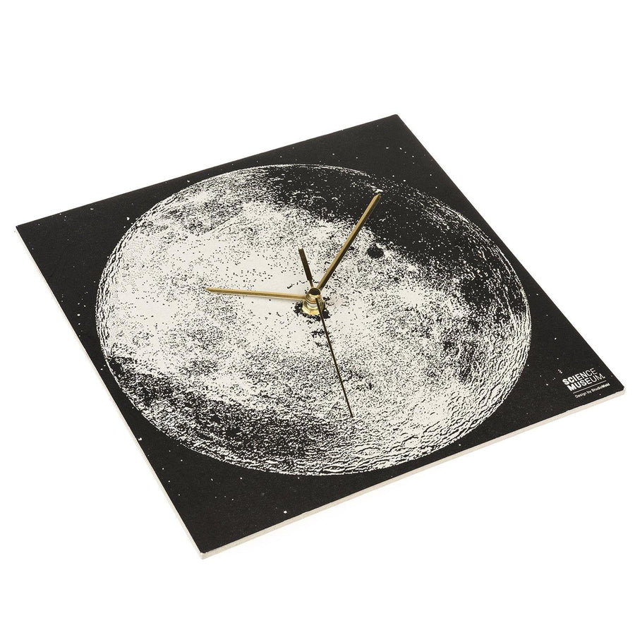 Wald X Science Museum Paper Moon Clock 3