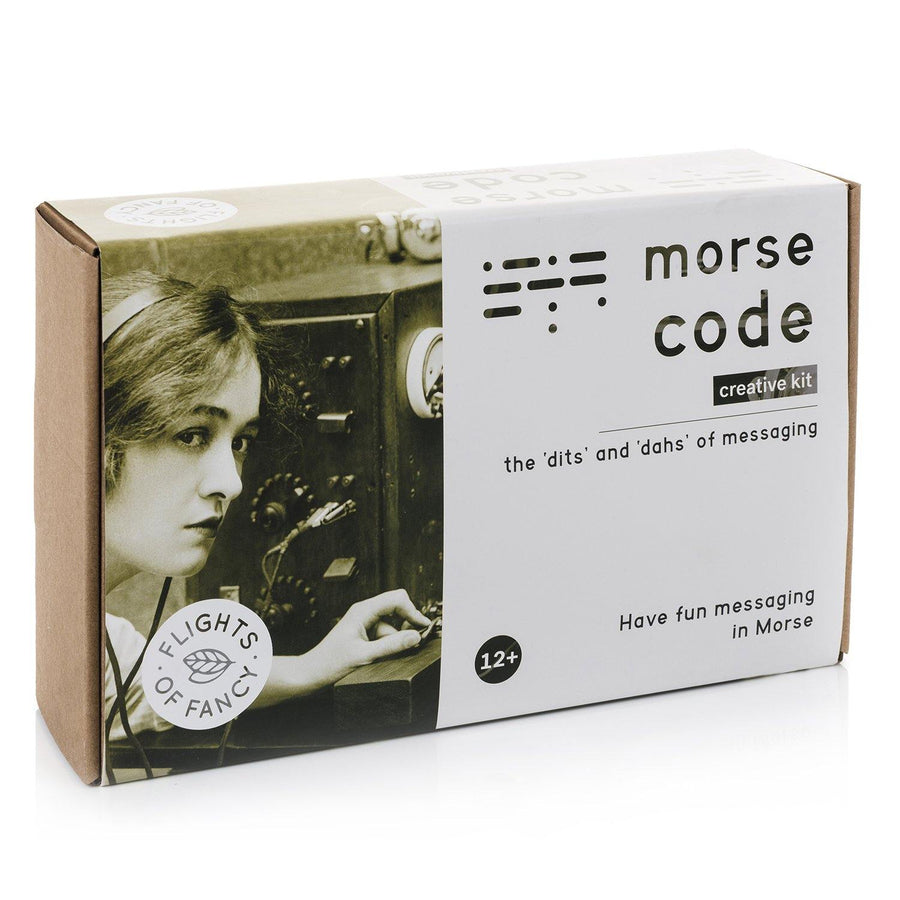 Build a Morse code kit box