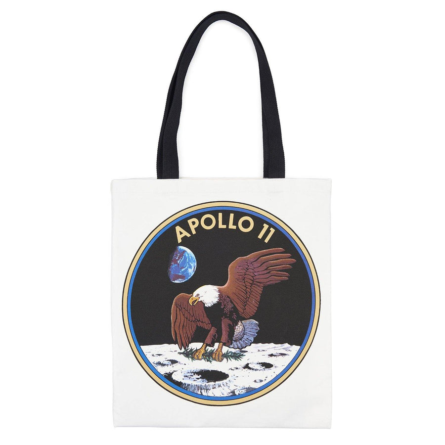 Science Museum Apollo 11 Patch Tote Bag