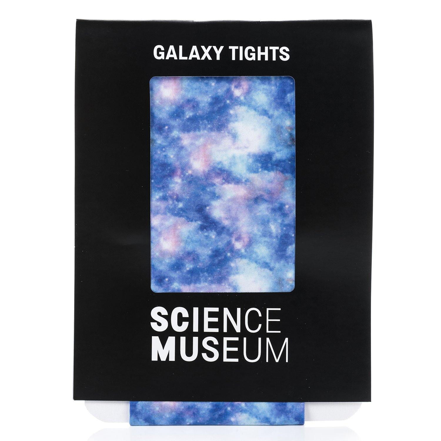 Space tights in packaging