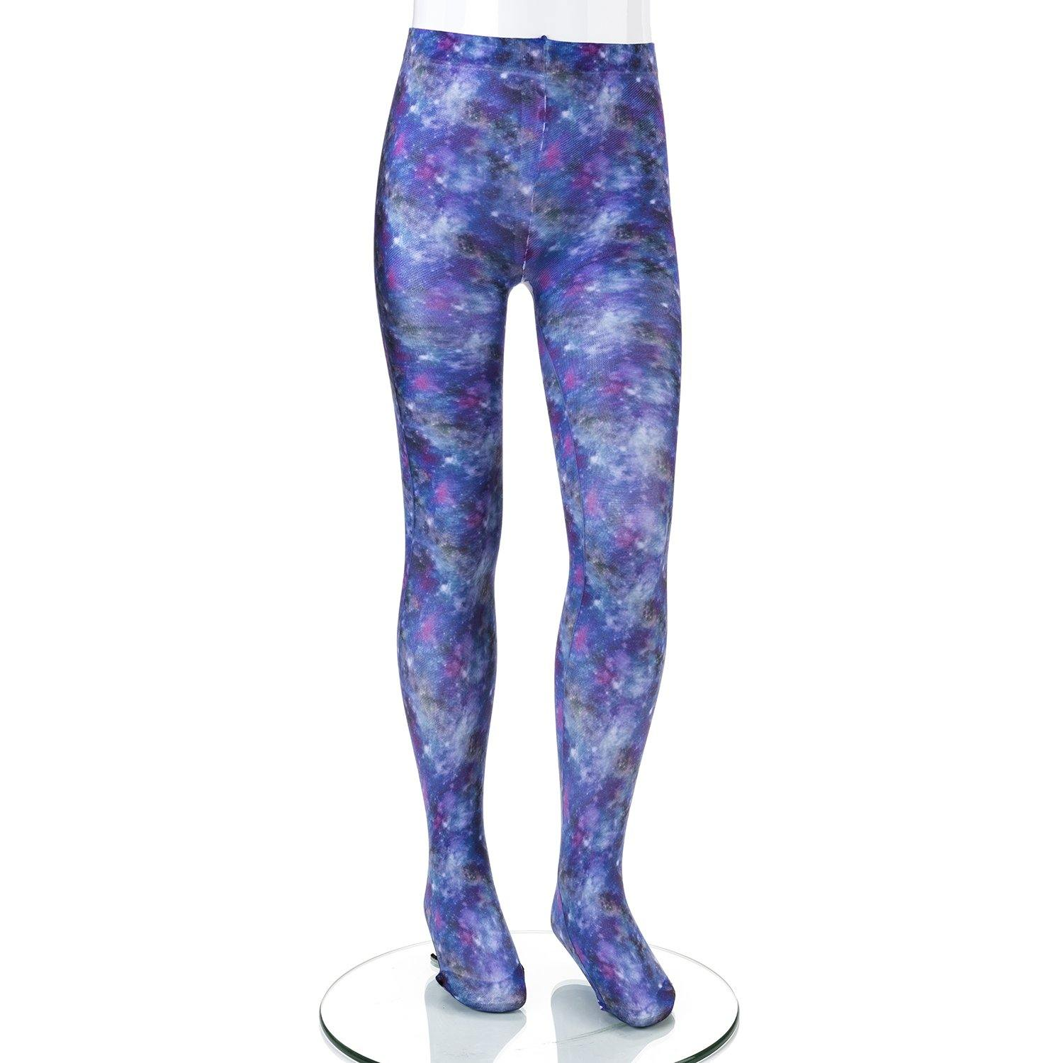 Space tights black