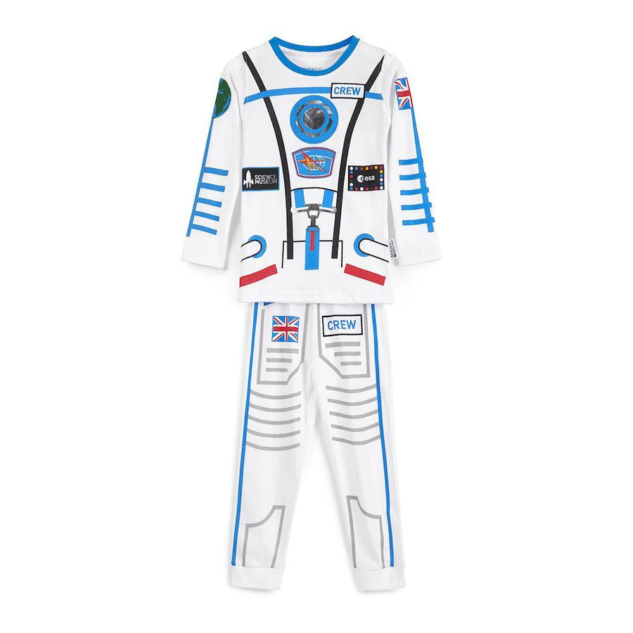 Science Museum Astronaut Suit Pyjamas - Clothing - Science Museum Shop