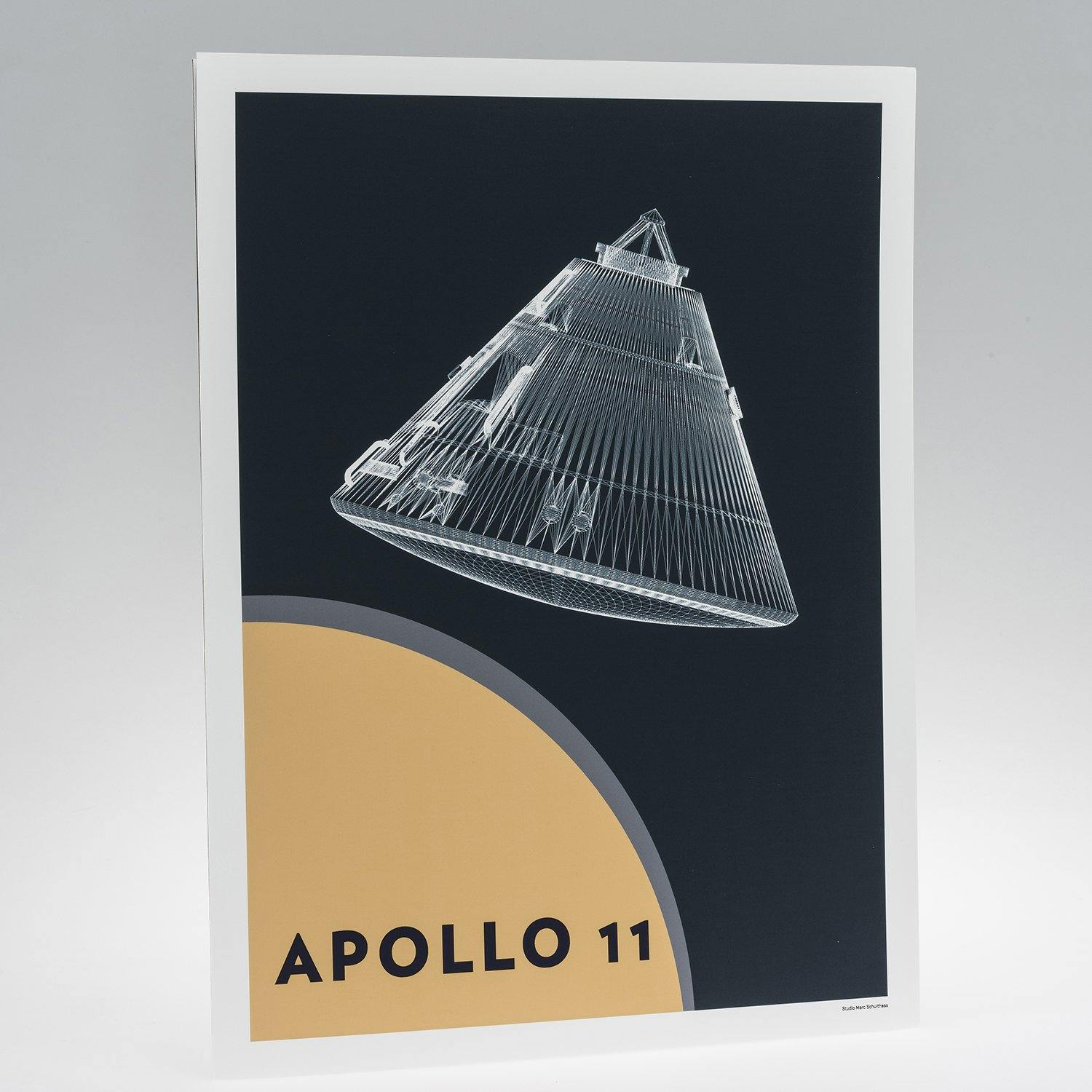 Science Museum Apollo 11 Print