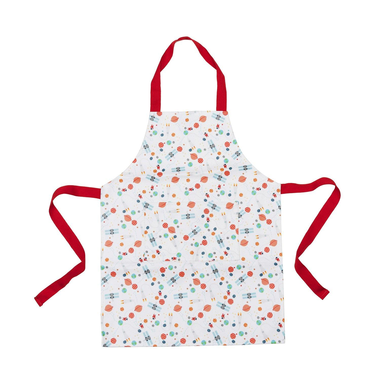 Science Museum Childrens Space Oilcloth Apron 3