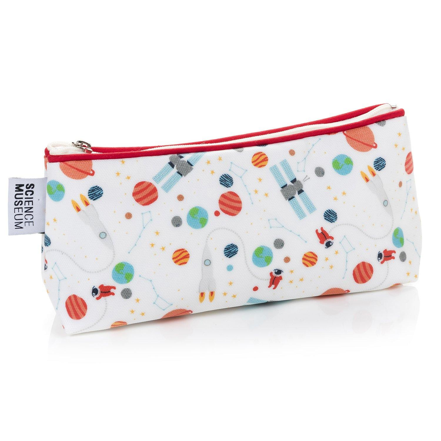 Science Museum Space Oilcloth Pencil Case 1