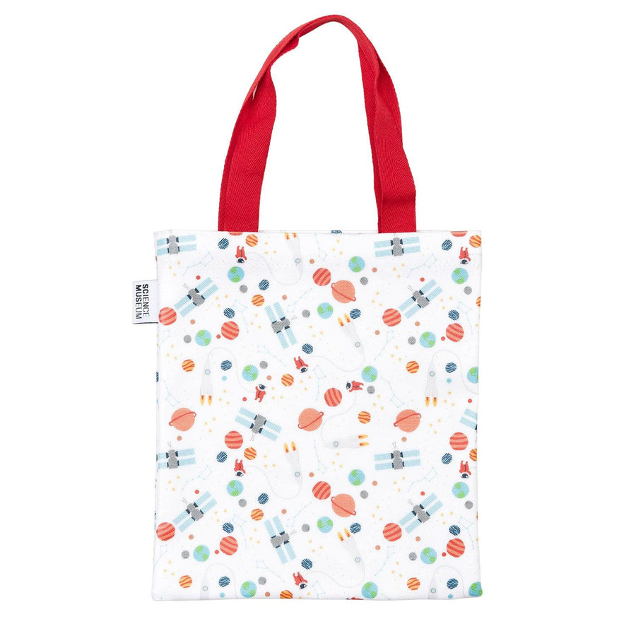 Science Museum Childrens Space Oilcloth Tote Bag