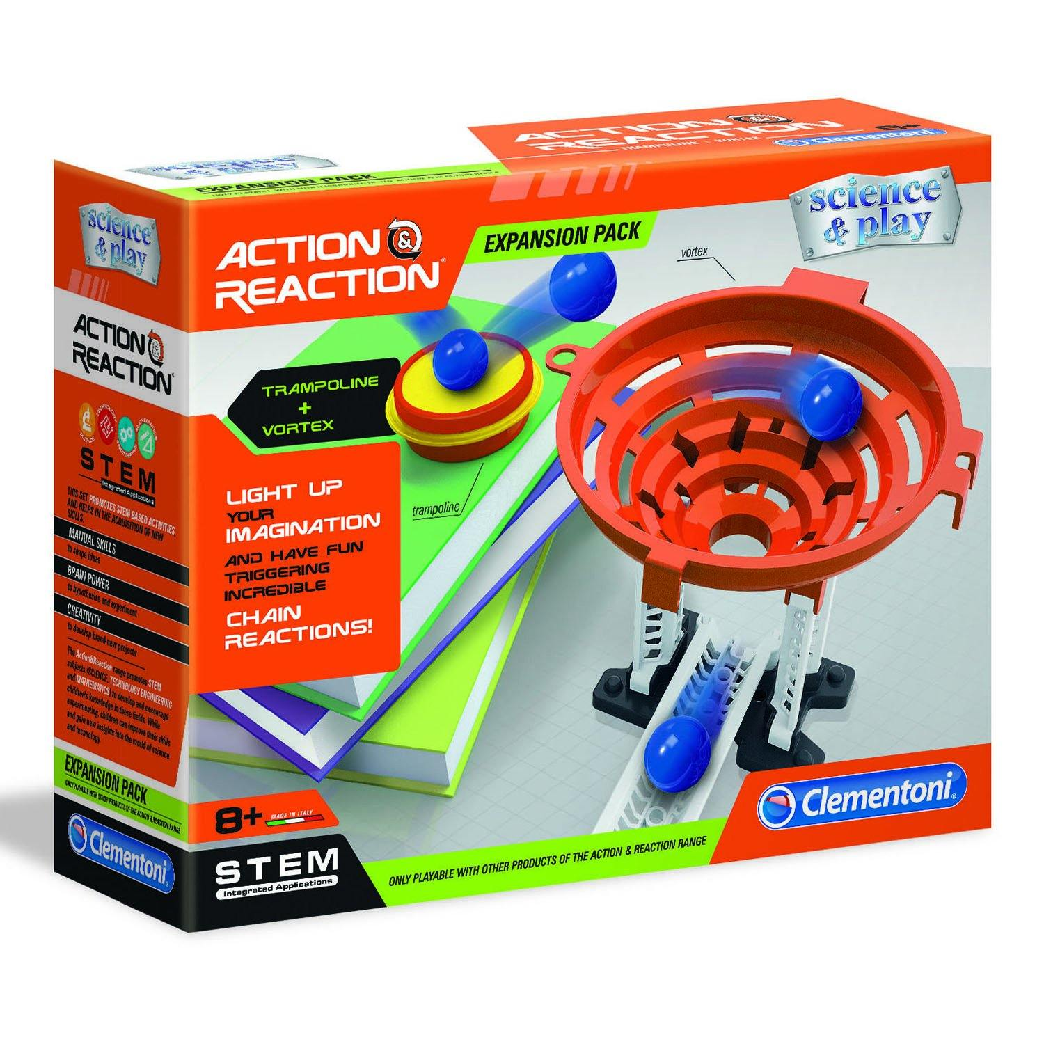 Action & Reaction Trampoline