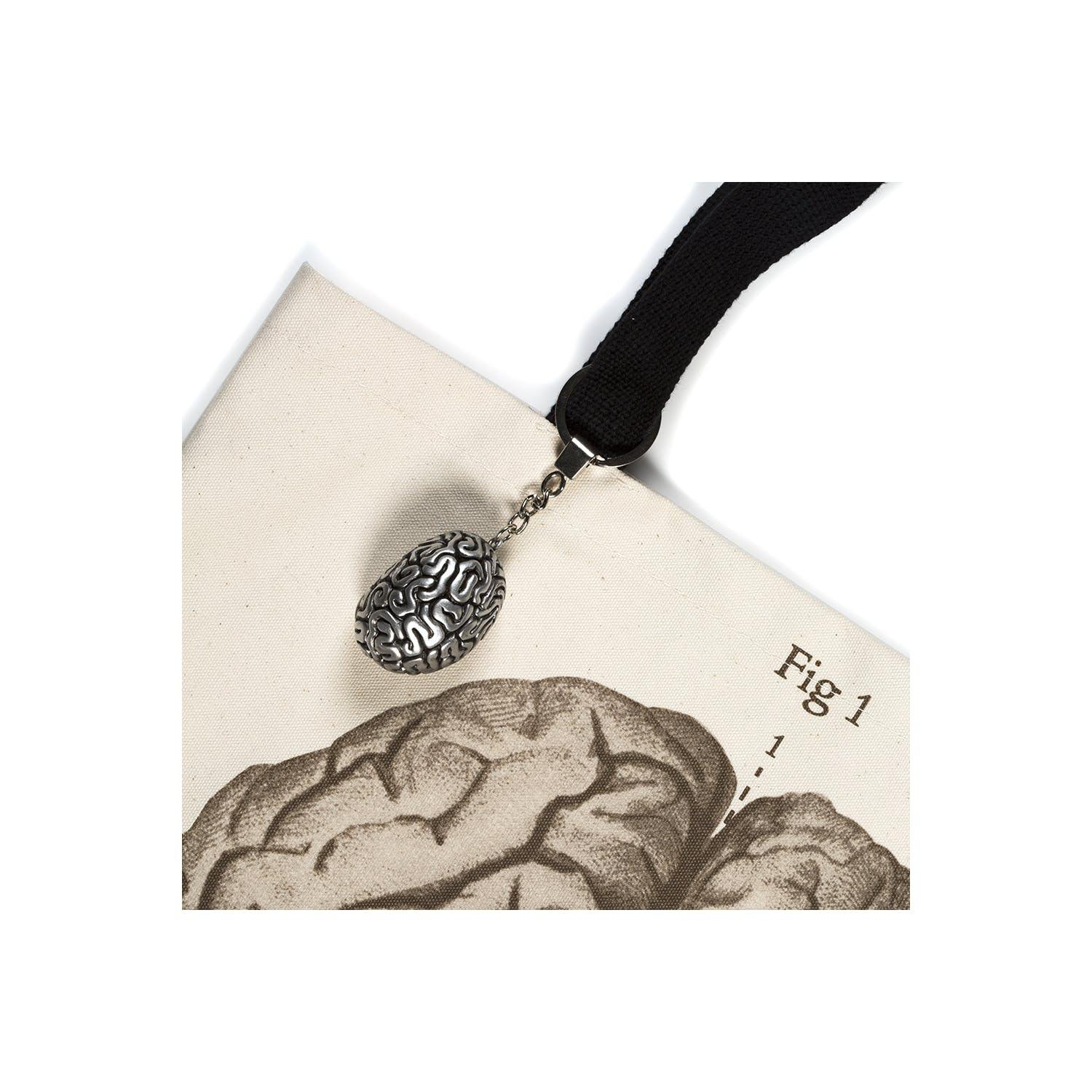 Science Museum 3D Brain Anatomy Keyring-3